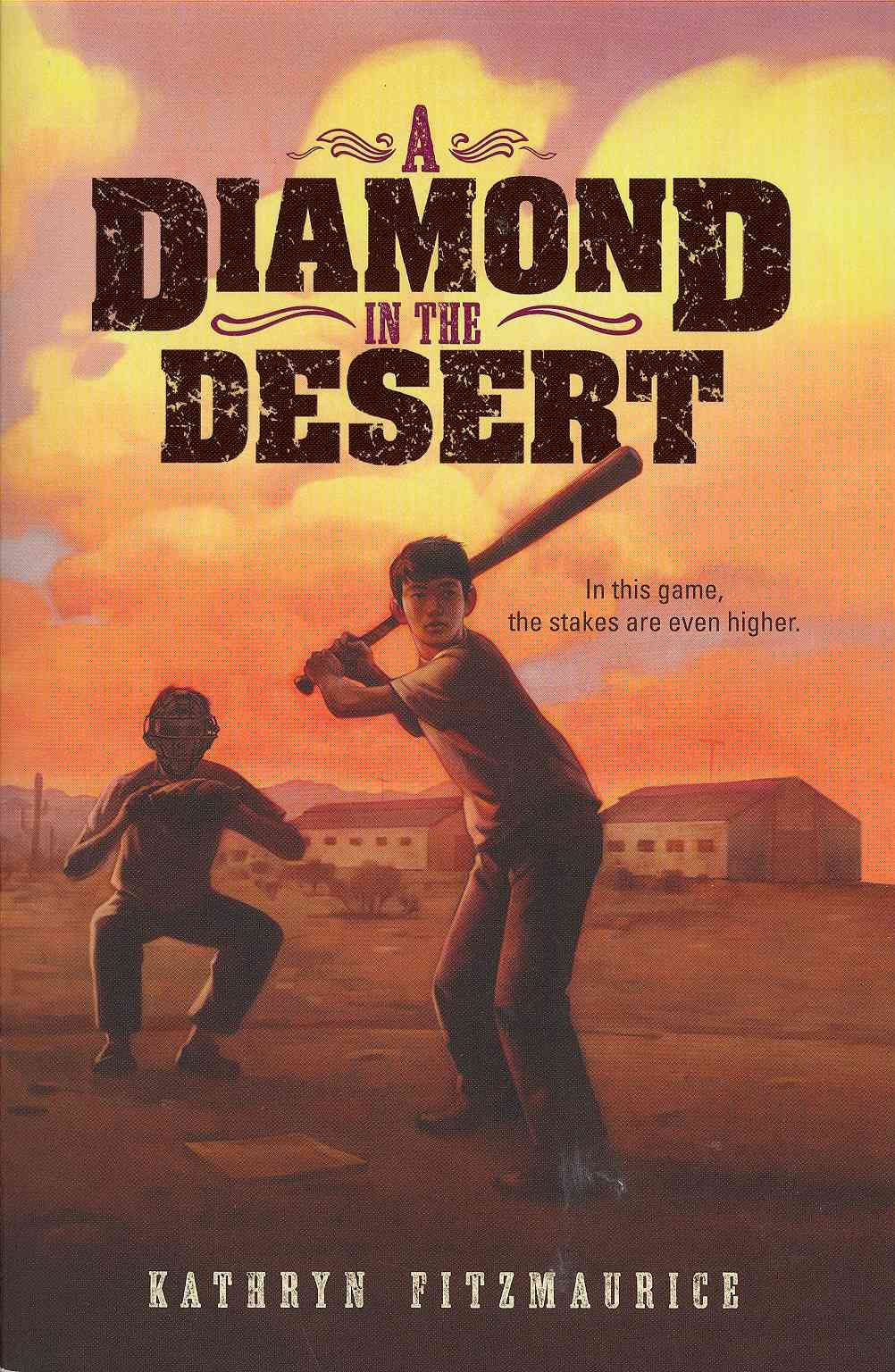 A Diamond in the Desert By Fitzmaurice, Kathryn